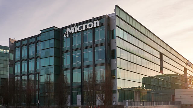 Christmas may come early this year for Micron Technology