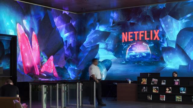 Price target on Netflix raised to $670 by Goldman Sachs