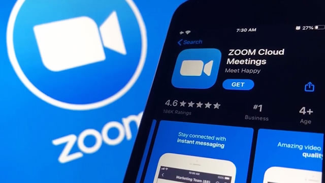 Zoom has gone into the stratosphere