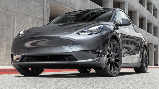 Tesla is added to the S&P 500