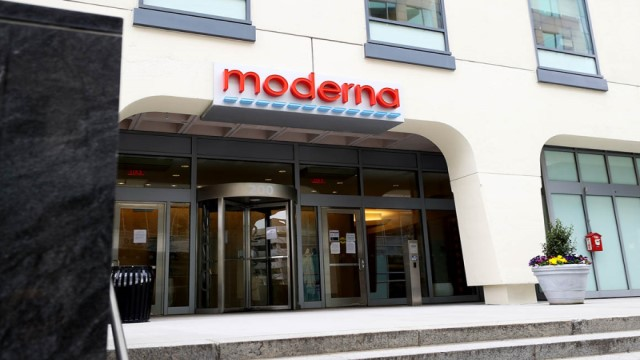 Moderna Inc. (MRNA) says its Covid-19 vaccine more than 94 percent effective in Phase-III trials