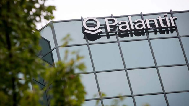 Investors seem happy with Palantir Technologies first quarterly performance after its IPO