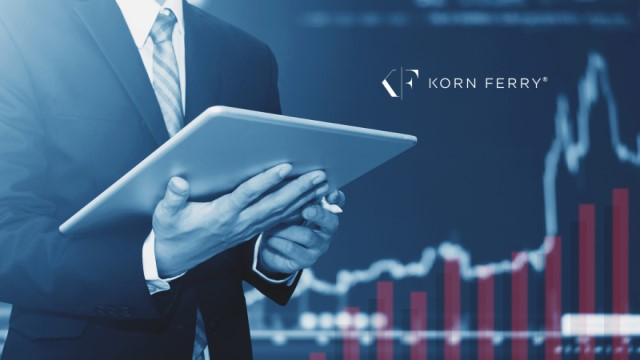 Korn Ferry shares rise after reporting adjusted profit above consensus estimates