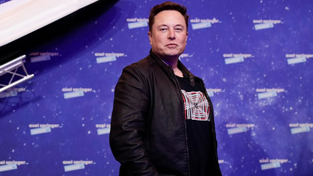 Elon Musk Tweets Tesla Could Surpass Apple Amid Stock Price Slip