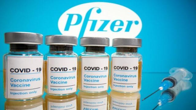 Pfizer Inc. initiates Covid-19 vaccine shipment trial