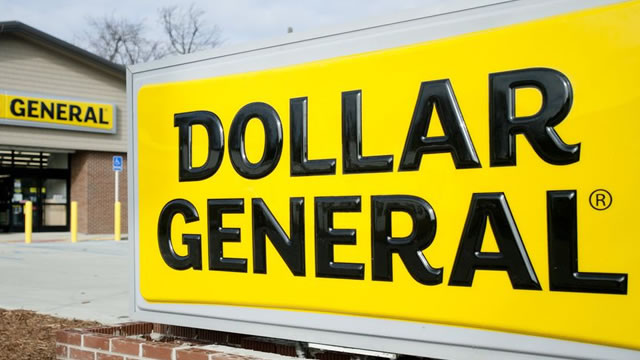 Dollar General: Earnings Preview