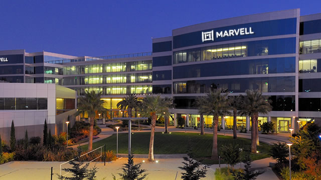 Marvell, at the center of every 5G conversation, but there is more than that!
