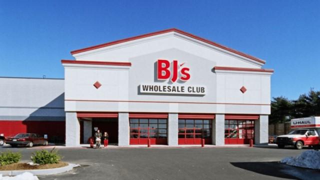 BJs Wholesale Club's third-quarter profit more than doubles