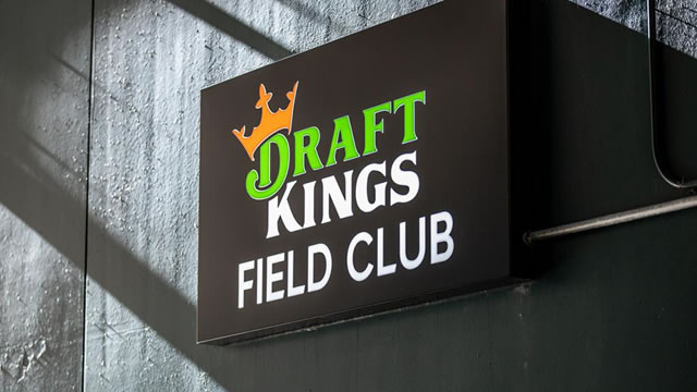 Here's why DraftKings Inc. (DKNG) is bullish today on heavy volume