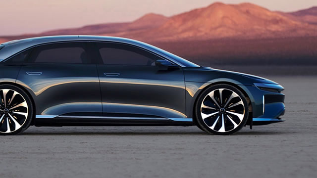 Now or Never for Lucid Motors