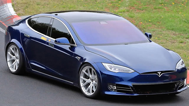 Tesla Disappoints, buy the dip?