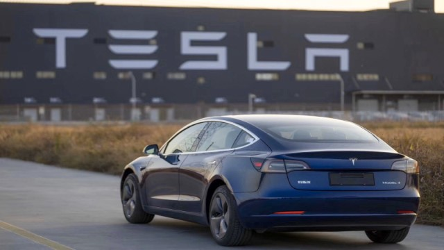 Tesla Inc. will start producing V3 superchargers in China from next year
