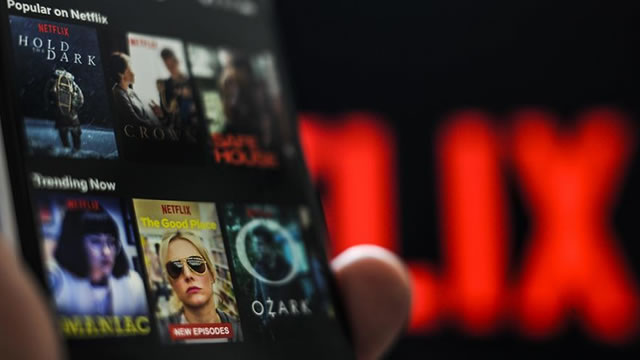 Why Netflix is Surging