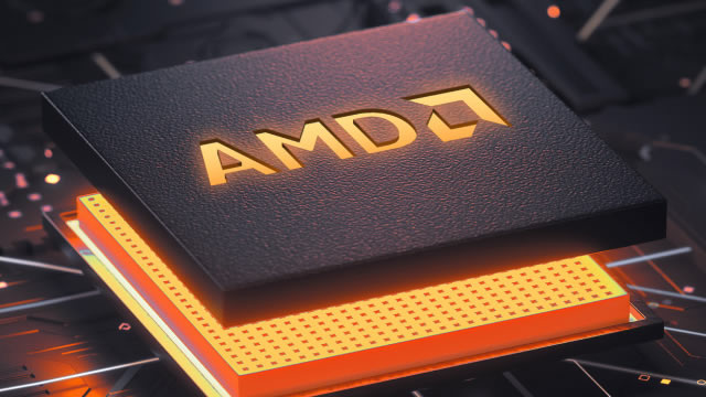 AMD, Why the stock surging makes sense