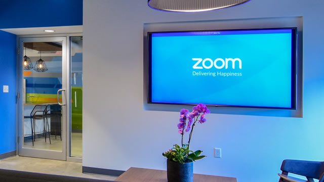 Zoom to report a massive 243% growth in revenue in the fiscal second quarter