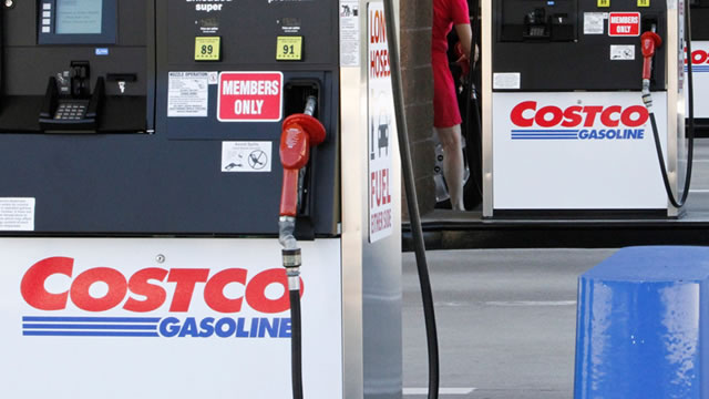 Is Costco a buy ahead of the holidays?