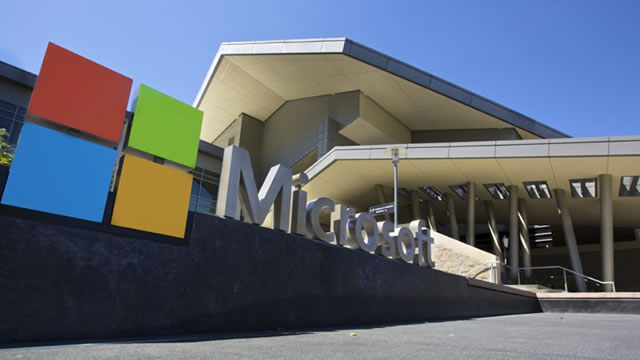 Microsoft announces a 9.8% increase in quarterly dividend