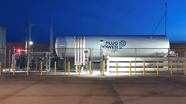 Plug Power Inc. (PLUG) shares flying high after receiving an upgrade from Oppenheimer