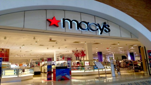 Here is why Macy's shares fell in the pre-market today