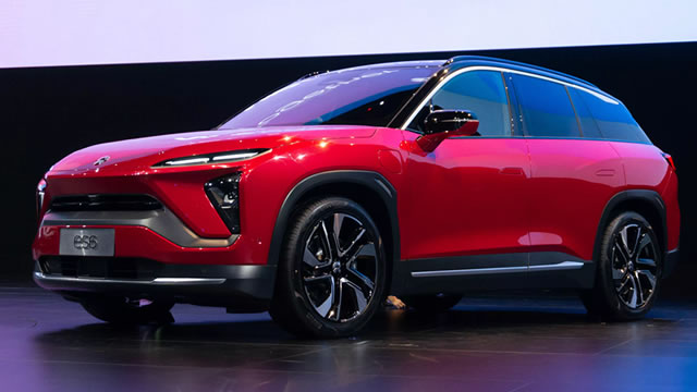 Nio's New Battery Swap could be a Game Changer