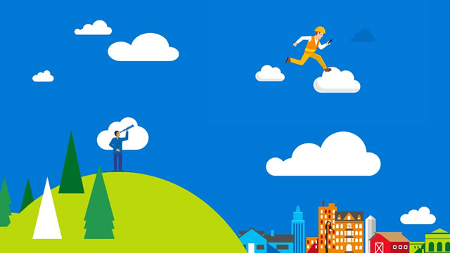 Why Microsoft may be the winner of the cloud wars
