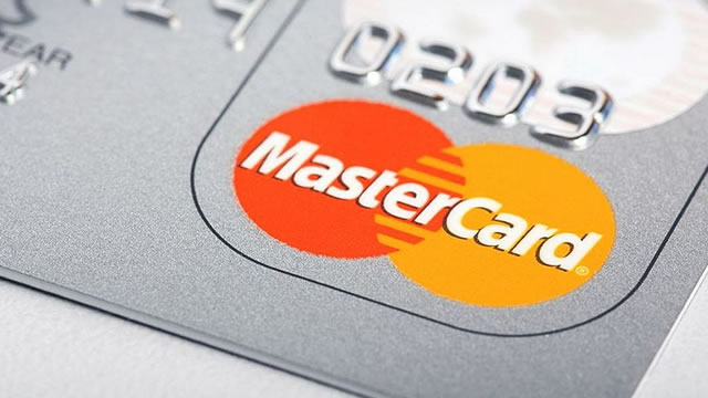 Mastercard- the early winner of the economic recovery