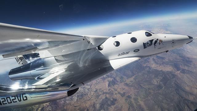 Can Virgin Galactic skyrocket?