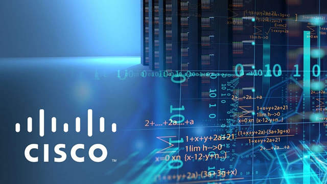 Cisco Systems (CSCO) shares turn green after better-than-expected Q1 results