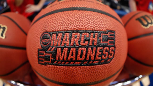 2 stocks for March Madness: Penn vs DraftKings: